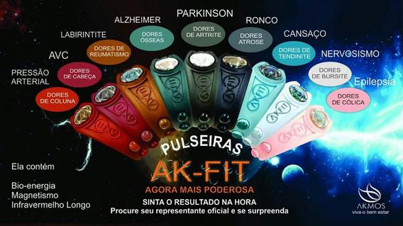 Pulseira Bioquântica Akmos - Produto Original!!