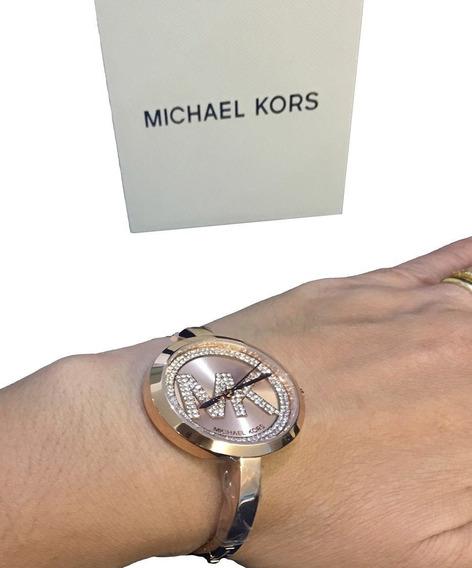 Relógio Bracelete Feminino Michael Kors Original