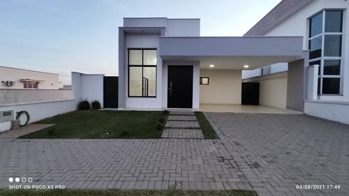 Imagem 1 de 30 de Casa Com 3 Dormitórios À Venda, 160 M² Por R$ 850.000,00 - Condomínio Lagos D'icaraí - Salto/sp - Ca14294
