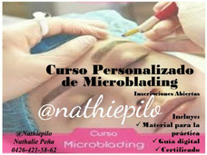 Curso Microblading Y/o Diseño De Cejas Semipermanentes