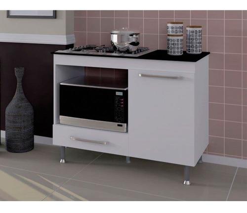 Imagem 1 de 2 de Balcão Para Cooktop 105 Cm Indekes 6086-491