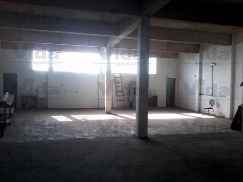 Imagem 1 de 10 de Salão / Subsolo Para Locação Em Padroeira  -  Osasco - 28533