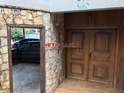 Casa Para Locação, Jardim Paulistano, 5 Suítes, 6 Banheiros - Cbl005
