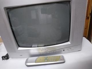 Tv 14 Color Tcl Y Soporte Pared