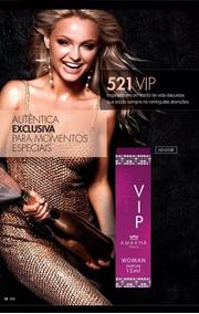 Perfume Feminino 521 Vip Woman - 15ml (212 Vip Woman)