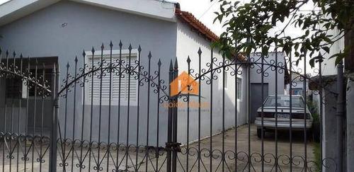 Casa Com 3 Dormitórios À Venda, 154 M² Por R$ 290.000,00 - Jardim Maria Do Carmo - Sorocaba/sp - Ca3971