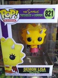 Funko Pop! Demon Lisa #821