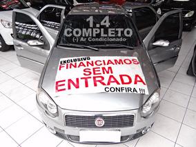 Fiat Siena Elx 1.4 Completo (-) Ar Cond