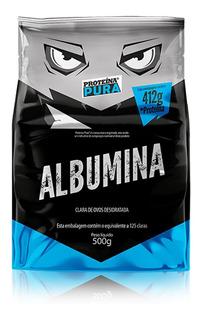Albumina Desidratada 500g (sabores) - Proteína Pura -oferta