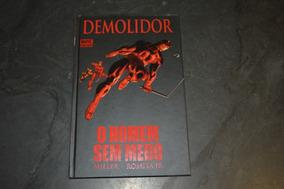 Demolidor O Homem Sem Medo Frank Miller Hq Livro
