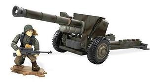 Mega Construx Call Of Duty Antitanque Gun Building Set Ayset