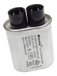 Capacitor Microondas 0.80 Uf Apto Para Bgh 2100v