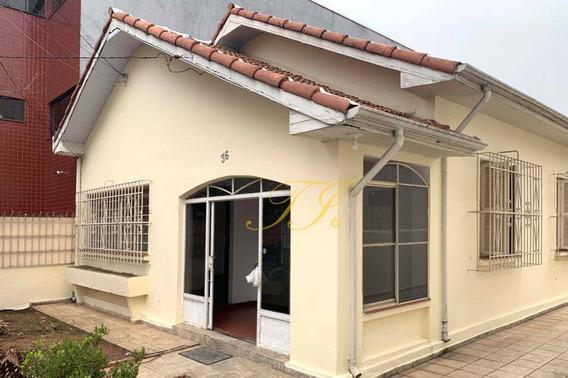 Casa Para Alugar, 115 M² Por R$ 3.000,00/mês - Vila Das Palmeiras - Guarulhos/sp - Ca0056