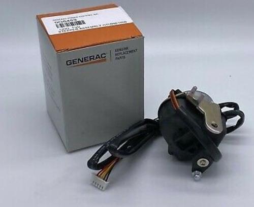 Stepper Motor, Controller Assy Acelerador Generac