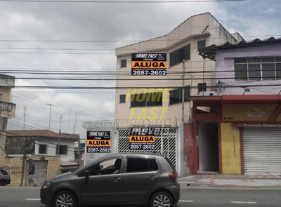 Prédio Comercial Para Locação, Cocaia, Guarulhos. - Pr0038