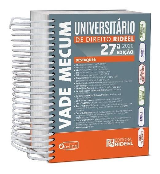 Vade Mecum Universitário De Direito Rideel (última Edição )