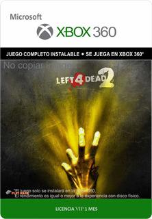 Left 4 Dead 2 Xbox 360 & One -- Envío Gratis