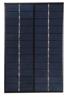 Painel Placa Energia Solar Fotovoltaica 18v 4.2w