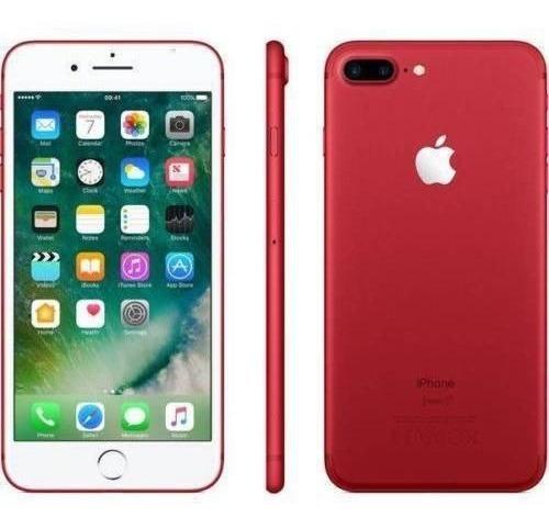 Imagen 1 de 1 de Apple iPhone 7 Plus 128gb Unlocked, 12m Garantia- Promo 2021