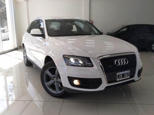 Audi Q5 2.0t Fsi Quattro Automático 2012 151.900 Kkm. Blanco
