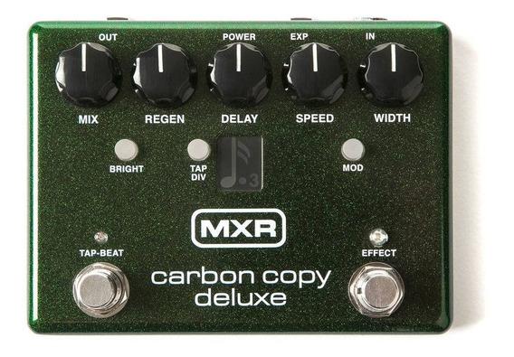 Pedal Dunlop Mxr Carbon Copy Deluxe Analógico