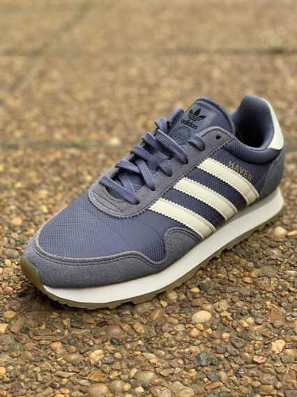 Zapatillas adidas Haven By9575 Original, Talle 6,5us