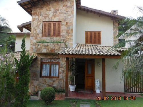 Imagem 1 de 30 de Casa Com 4 Dormitórios À Venda, 247 M² Por R$ 975.000,00 - Granja Viana - Jandira/sp - Ca1175
