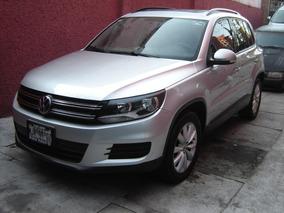 Volkswagen Tiguan 2.0t. Native Sport & Style Qcp Tiptronic