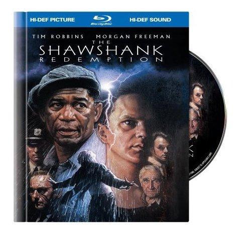 The Shawshank Redemption (embalaje De Blu-ray Book)
