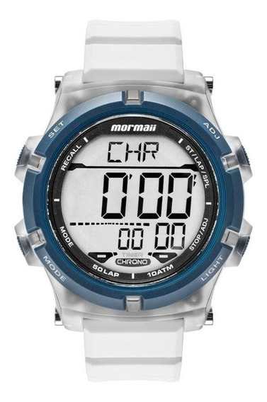 Relógio Masculino Mormaii Esportivo Mo1192ac/8l C/ Nf