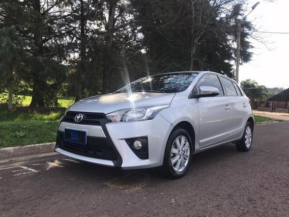 Toyota Yaris 1.5 Hb Core Man Mt 2014