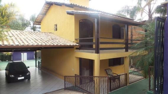 Casa Com 3 Quartos Para Comprar No Ovideo Guerra Em Lagoa Santa/mg - 1900