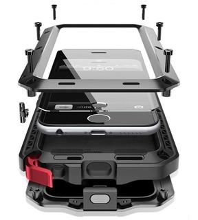 Forro Estuche Lunatik Tactik iPhone 6 7 8 Plus X Xr Xs Max