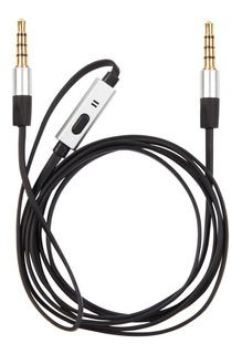 Cable 3.5 A 3.5 Manos Libres Netmak Nm-mic15