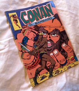 Conan El Barbaro Vol.5 (gabriela Mistral) Comic Original