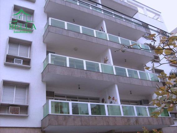 Apartamento Residencial Para Venda E Locação, Balneário Cidade Atlântica, Guarujá. - Ap0331