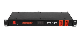 Filtro De Linha 10 Tomadas 5000 Watts