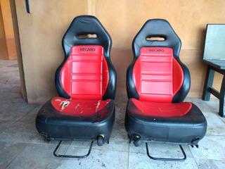 Butacas/asientos Recaro