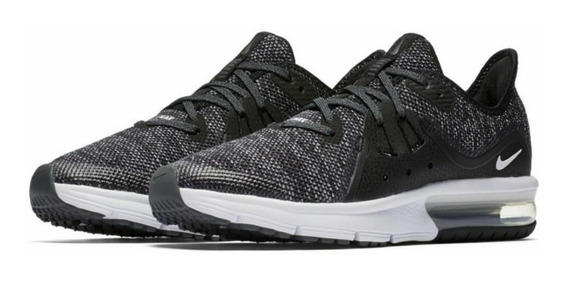 Nike Airmax Sequent 3 Gs Women Mujer Running