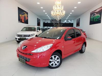 Peugeot 207 Xr 1.4 Flex 4pts 2012