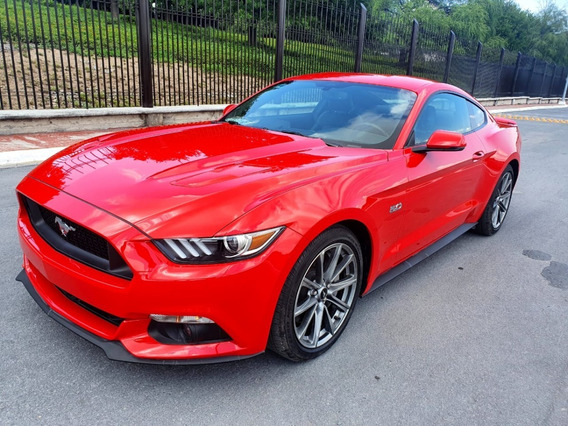 Mustang Gt 2017 Solo 6 Mil Km