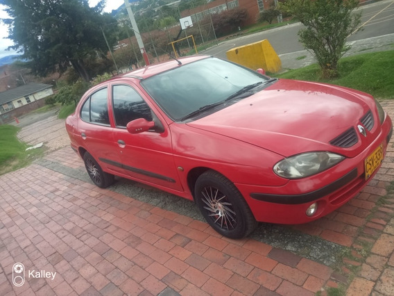Renault Megane 2002 2002 1.400