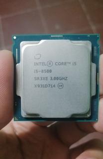 Procesador Intel Core I5 8500 6 Núcleos 4.1ghz Turbo