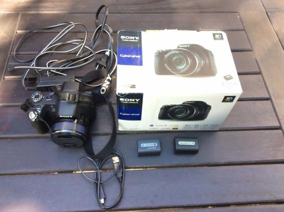 Camara Semireflex Sony Cybershot Dsc-hx100v + Accesorios