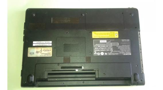 Carcaça Completa Notebook Sony Vaio Pcg 71312l
