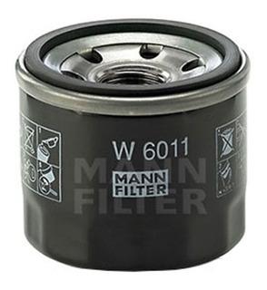 Filtro De Aceite Mann Smart Fortwo Coupe / Cabrio Ii