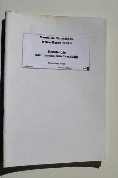 Manual Mecanico New Beetle Manutençao Revisao Exatidao