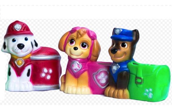15 Fiesta Paw Patrol Recuerdo Infantil Patrulla Canina Fiest