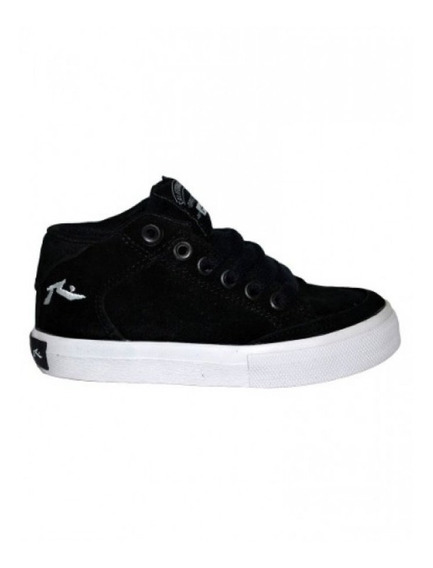 Zapatillas De Niño Rusty Andreuss Black/white
