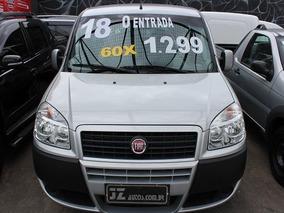 Fiat Doblò Essence 1.8 7l Manual - Sem Entrada 60x 1.299,00